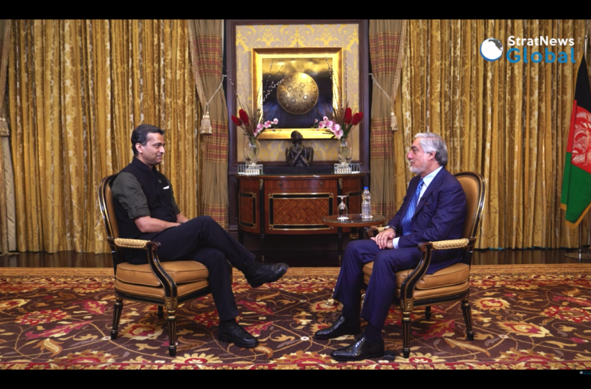 No Problem With India Engaging The Taliban But Not Encouraging It: Afghan Reconciliation Head Abdullah