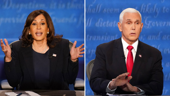 VP Debate: Pence Gets Praise But Kamala Was The Winner