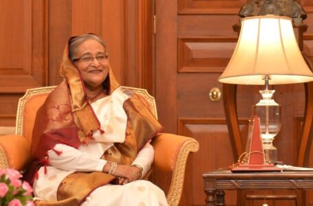 Caption: The Sheikh Hasina-led Awami League may boast of secular credentials but it's pandering to the demands of Islamist hardliners too.
