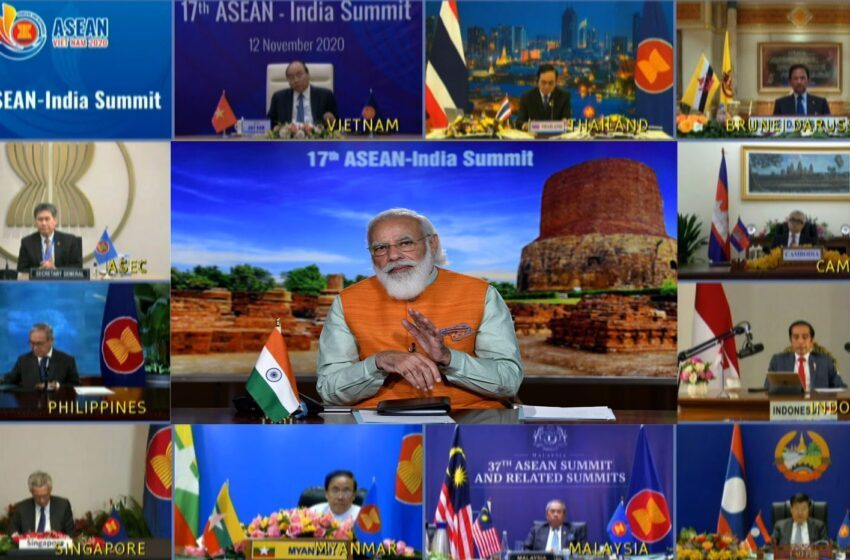India-Asean: Consensus On China But No Progress On Reviewing Goods Trade Agreement