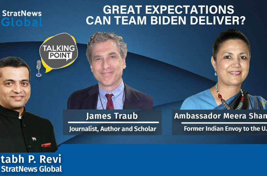Great Expectations: Can Team Biden Deliver?