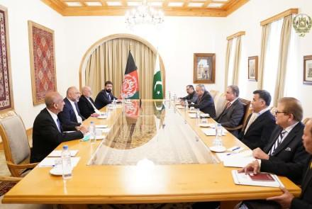 Afghanistan, Pakistan Agree On Shared Vision For Peace