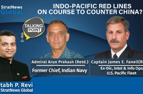 Indo-Pacific Red Lines: On Course To Counter China?