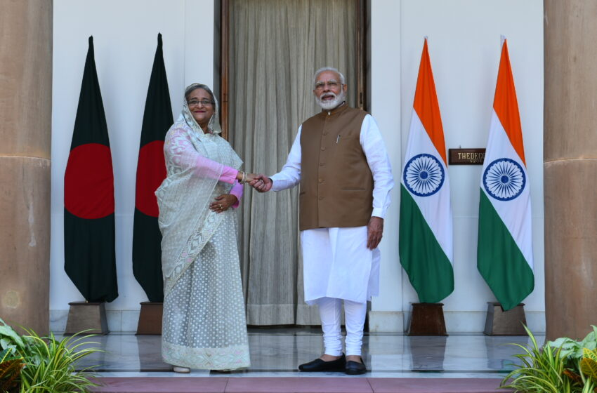 Modi-Hasina Virtual Summit To Mark Liberation, Focus On Challenges Ahead
