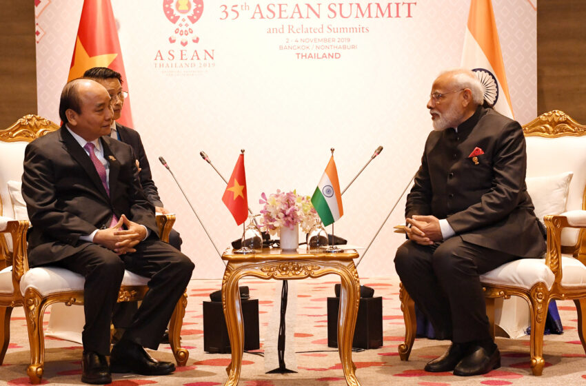 Will India-Vietnam Summit Send Out A Message To Common Aggressor China?