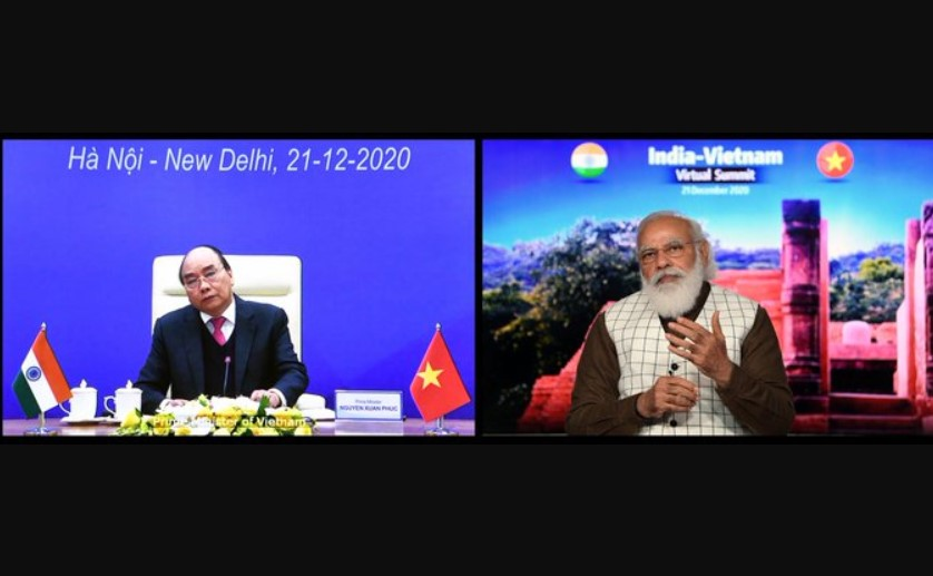 India-Vietnam Summit: Eye On China, Military Cooperation Gets A Fillip