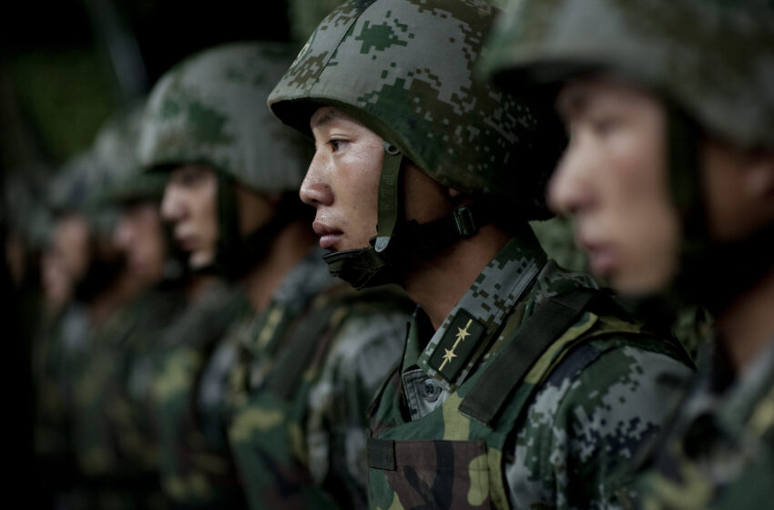 China's New Western Theatre Commander