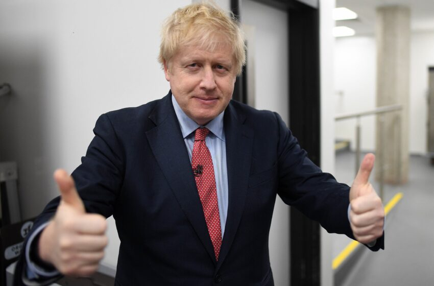 Boris Secures EU Deal But Selling It Is Another Matter