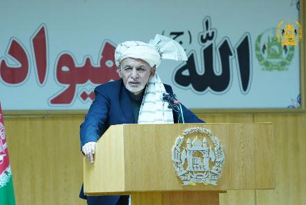Afghan President Invites Taliban To Kandahar To Discuss Peace