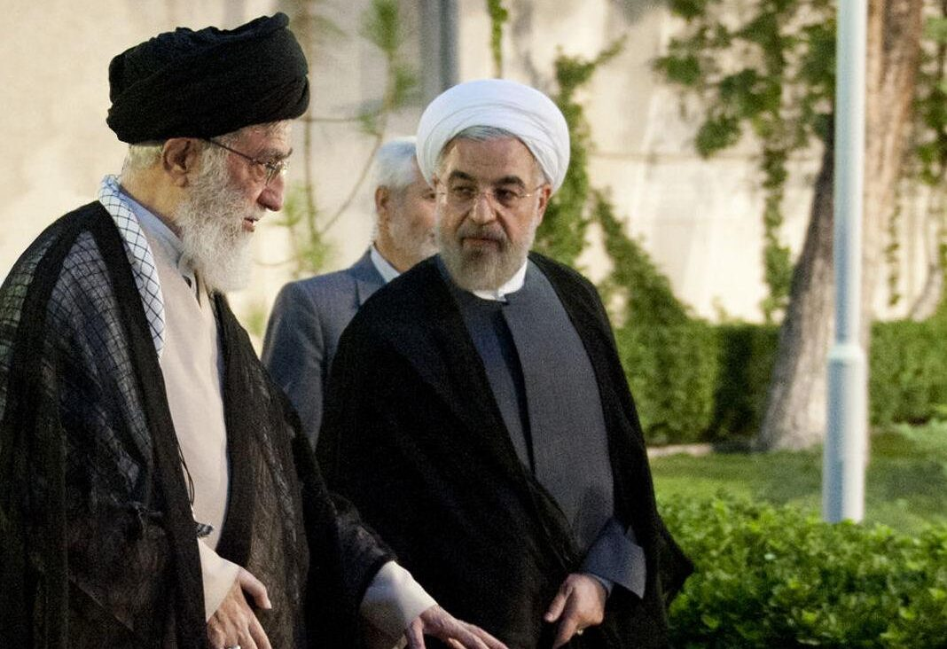 Iran's strategy of 'strategic patience' is most likely to prevail against the Trump-Netanyahu plan to escalate matters as President Hassan Rouhani, a pragmatist, is believed to have the full support of Iran's Supreme Leader Ayatollah Khamenei. Source: File Photo @khamenei_ir