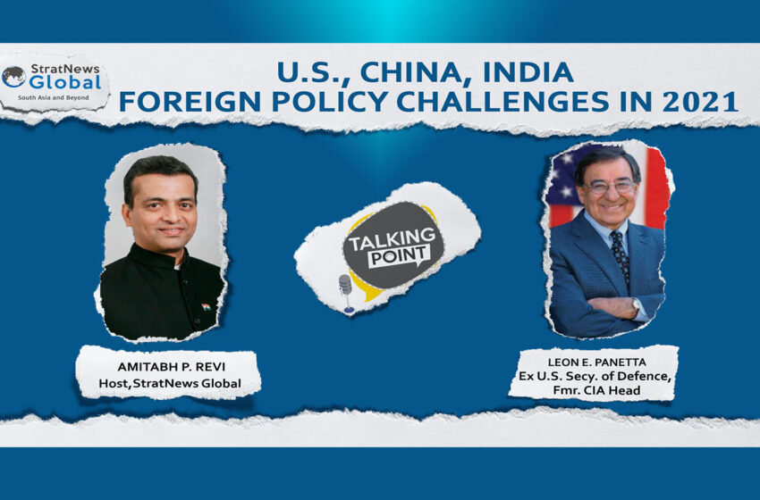 China Hates Partnerships Confronting It, India-U.S. Alliance Critical: Former CIA Director Leon Panetta