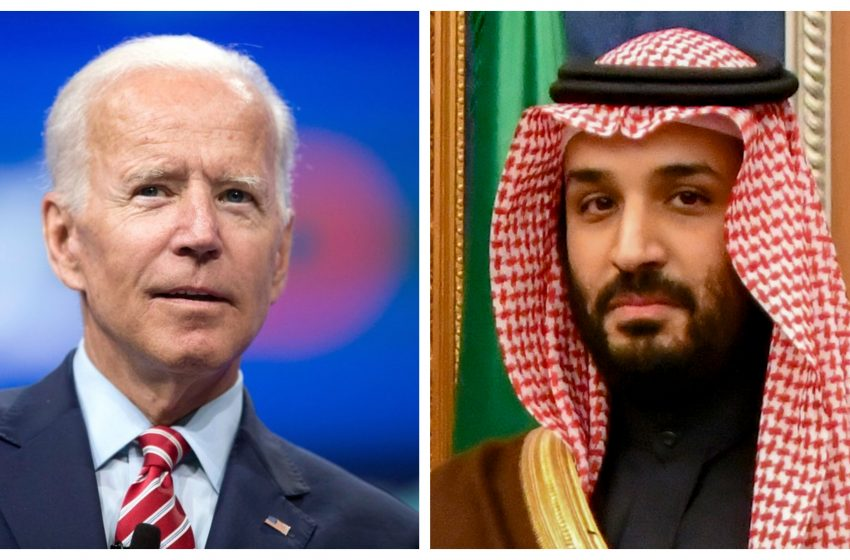 With Biden, MBS Has A Reputation To Defend; Can He Get It Right?