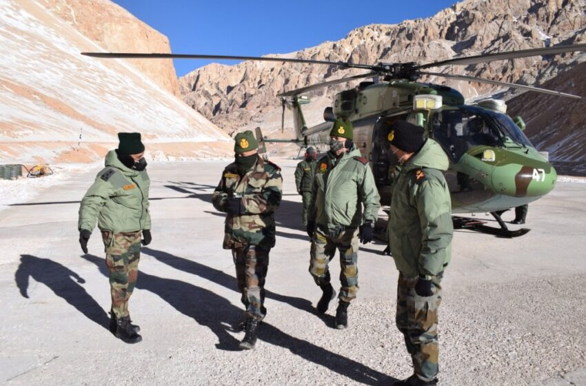 More Troops For China Frontier As India Rejigs Deployment