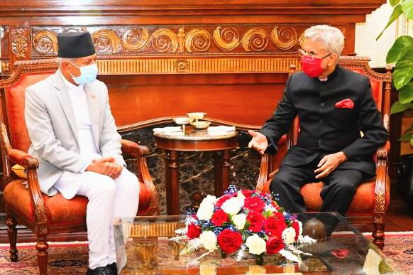 In Talks With India, Nepal's Foreign Minister Rakes Up Border Row