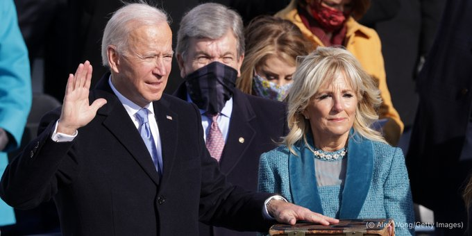 Biden Takes Over Deeply Divided Nation, Has Too Many Challenges Abroad