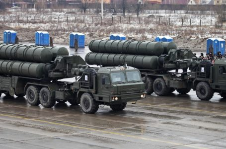 India Seeks Early Delivery Of First S-400 Air Defence System