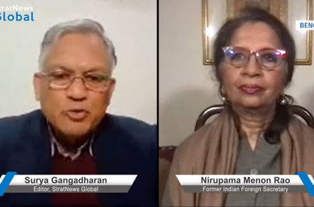 Kashmir Won't Become An Obstacle: Former Foreign Secy Nirupama Menon Rao
