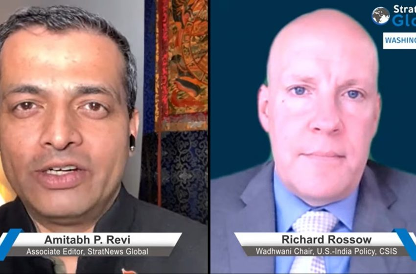 India Unlikely To Escape U.S. Sanctions Without Wider Waiver For Russian S-400s: Analyst Richard Rossow