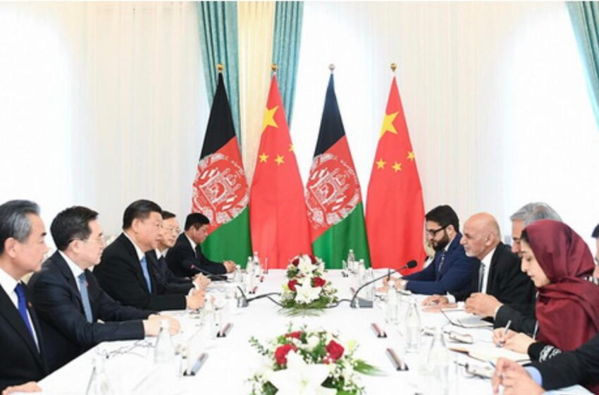 'Thousand Grains Of Sand': How The Chinese Spy Ring In Afghanistan Works