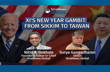 Xi's New Year Gambit: From Sikkim To Taiwan