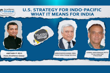 U.S. Strategy For Indo-Pacific: What It Means For India