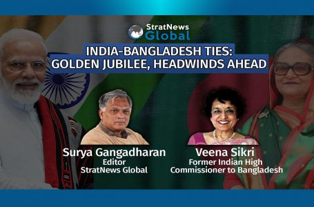 India-Bangladesh Ties: Golden Jubilee, Headwinds Ahead