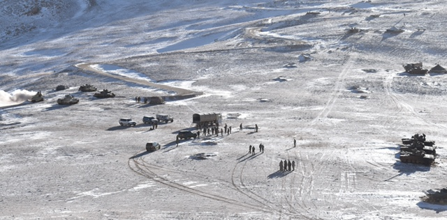 Eastern Ladakh Disengagement: Military Talks On Course, So Is Vigil