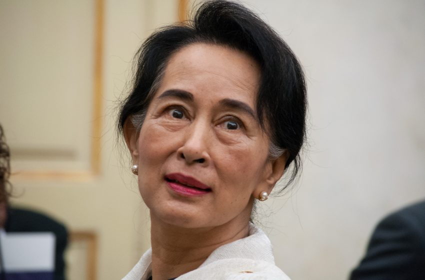 How Army's Discontent Against Suu Kyi Kept Piling Up