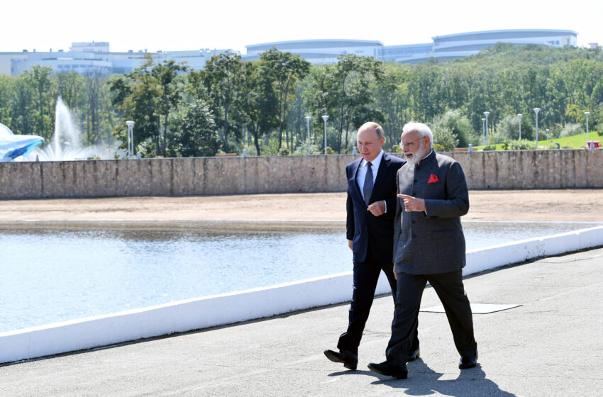 Geopolitics Apart, Can India & Russia Tread Common Path?
