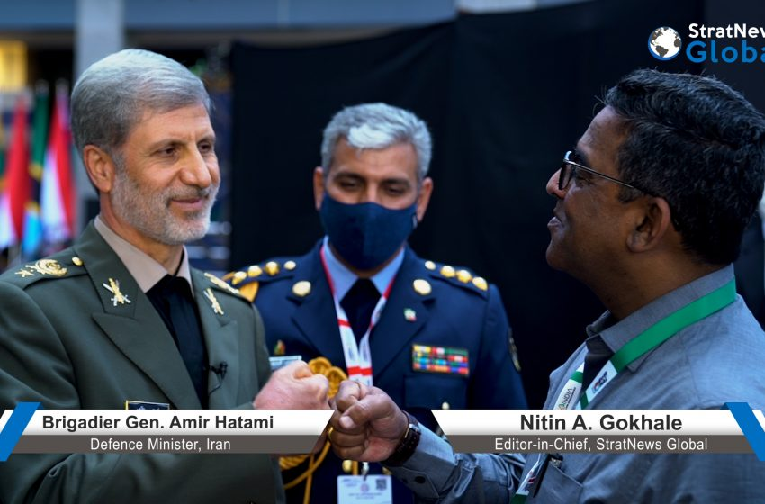 'We Have Great Potential To Increase India-Iran Defence Ties'