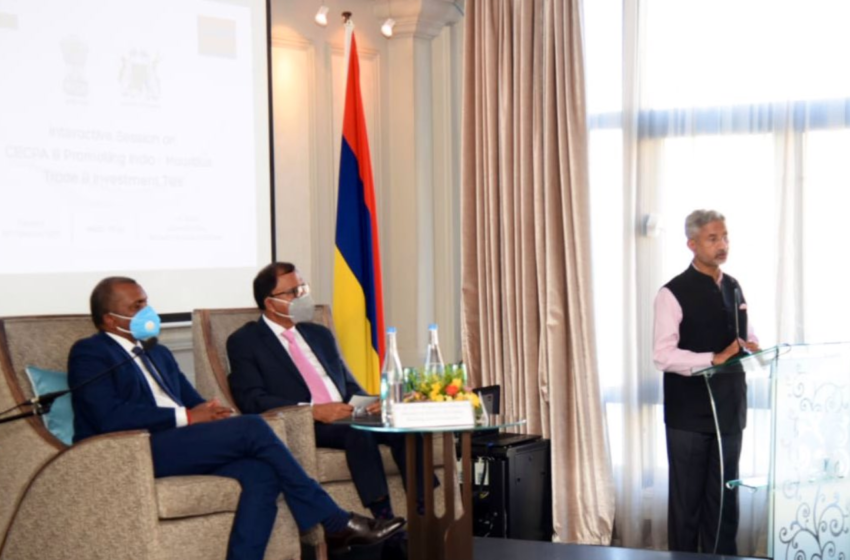 India's Free Trade Deal With Mauritius Makes Business Sense