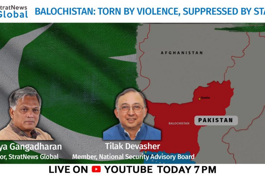 Balochistan: Torn By Violence, Suppressed By State