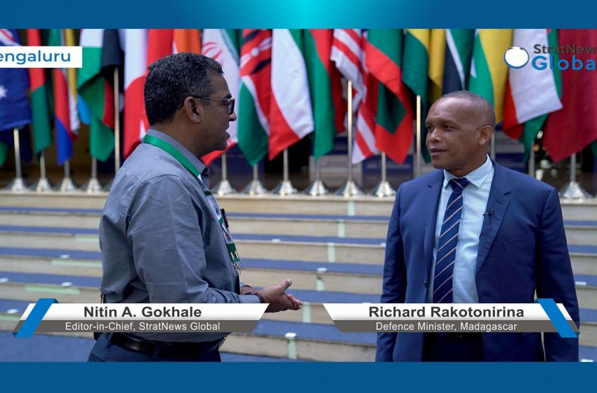 Vital To Maintain IOR As Zone Of Peace, Prosperity: Madagascar Defence Minister