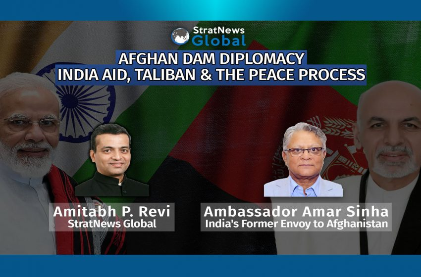 Afghan Dam Diplomacy: India's Aid, Taliban & The Peace Process