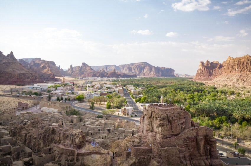The Tourist Getaway Of Al-Ula: Confluence Of The Ancient And The Modern