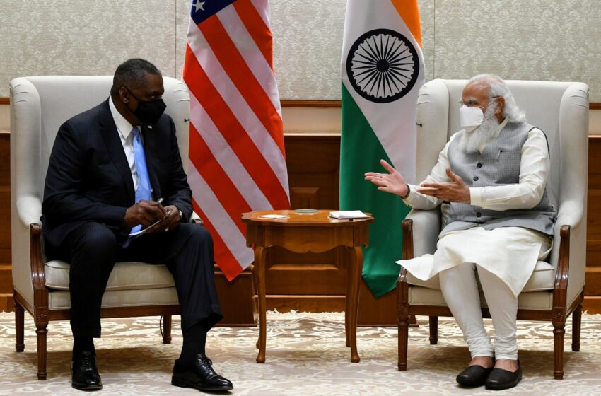 Austin's Visit: India Likely To Seek Clarity On Indo-Pacific, Defence Deals