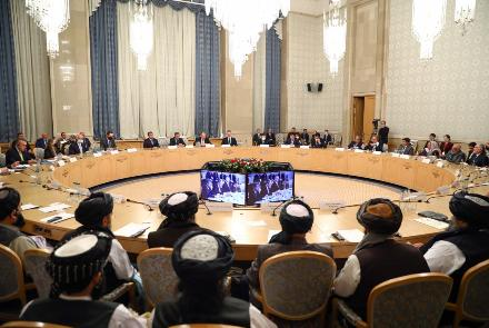 Moscow Dialogue On Afghan Peace Rejects Return Of Islamic Emirate