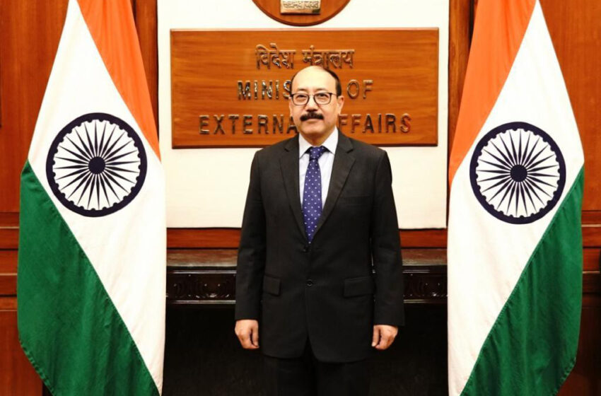 Border Peace Prerequisite For Normal Ties With China: Foreign Secretary Shringla:
