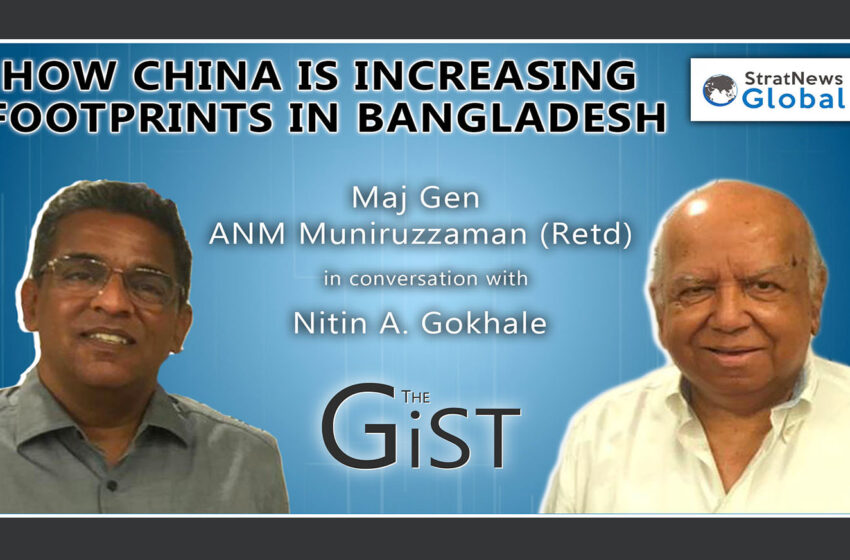 China Is A Major Partner And Player In Bangladesh, Points Out Head Of Bangladesh Think Tank