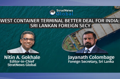West Container Terminal Better Deal For India: Sri Lankan Foreign Secy