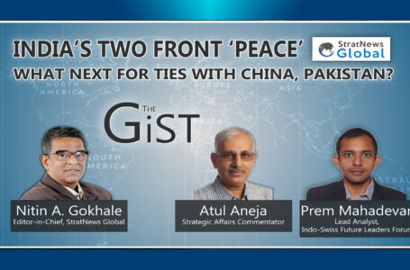 India's Two Front 'Peace': What Next For Ties With China, Pakistan?