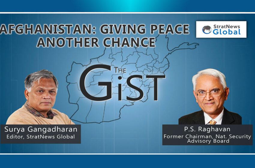 Afghanistan: Giving Peace Another Chance