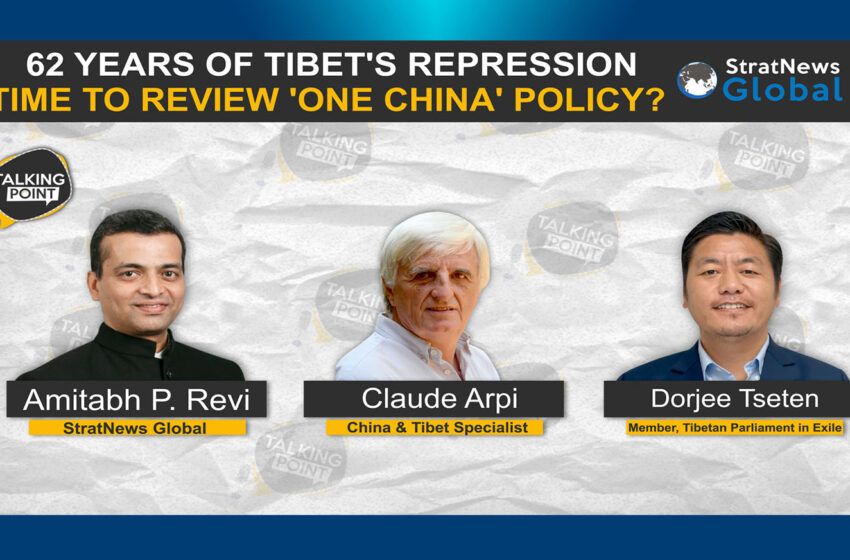 62 Years Of Tibet's Repression: Time To Review 'One China' Policy