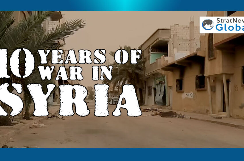 Revisiting Palmyra: Ravaged By Daesh, Rising From The Ruins