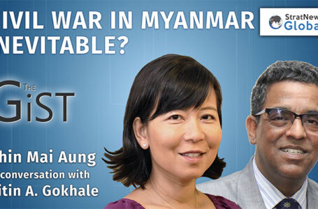 Civil War In Myanmar Inevitable?