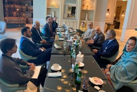 Discussions Held In Doha Over Istanbul Summit Agenda