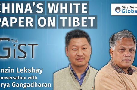 'China Is Facing A Crisis Of Legitimacy In Tibet'