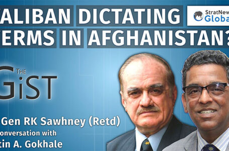 Taliban Dictating Terms In Afghanistan?