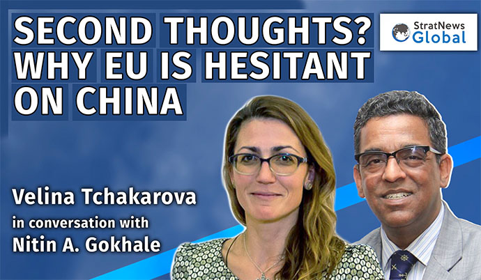 Second Thoughts? Why EU is Hesitant on China