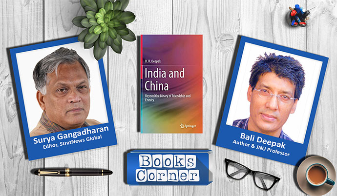 'India And China Carry Baggage They Need To Shed To Go Forward'